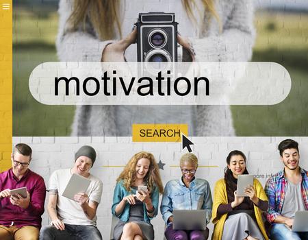 Recreation Motivation Encourage Positivity Mission Reklamní fotografie