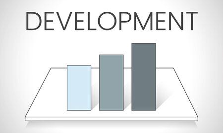 비즈니스 그래프 분석의 그림