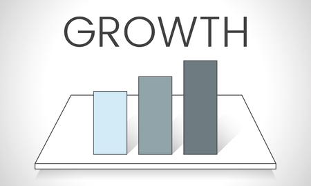 ビジネス グラフ分析の図