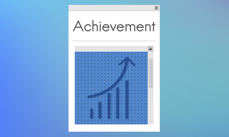 Business achievement improvement success result