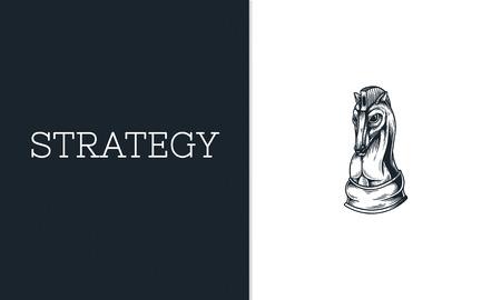 Planing processtrategie tactiek visie