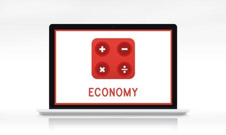 Calculator Financial Planning Money Concept