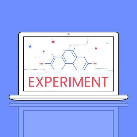 Netzwerkanschluss Grafik-Overlay-Hintergrund auf Computerbildschirm Standard-Bild - 80789510