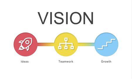 ビジネス開発戦略結果コンセプト
