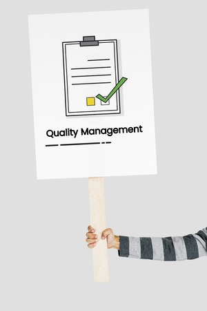 superiors: Best Quality Guarantee Assurance Concept Stock Photo