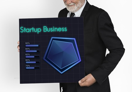 expand: Startup Plan Business Goals Diagram