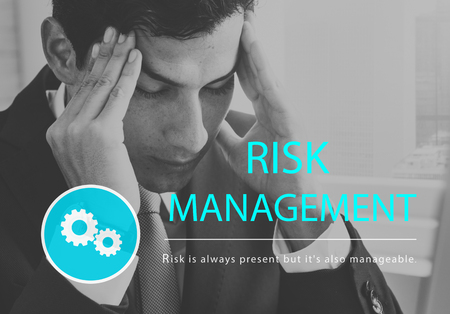 Risk Management Challenge Solution Prioritize Stock Photo - 80815652