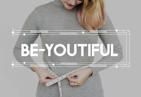 Be Yourself Life Motivation Positivity Attitude Graphic Words