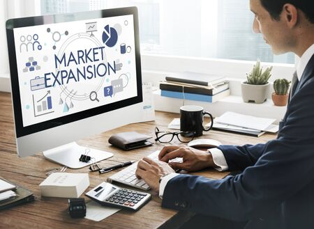 market place: Business Investment Development Venture Market Expansion