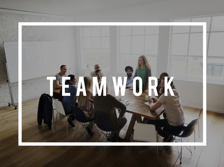 Teamwork Makes The Dream Work Motivation Quote