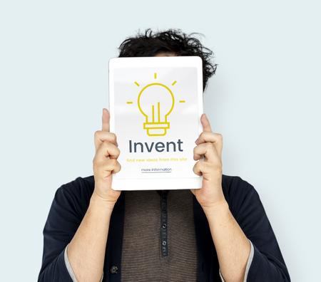 techie: Creative Thinking Inspiration Imagination Concept