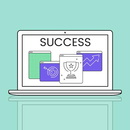 Success in graphic design