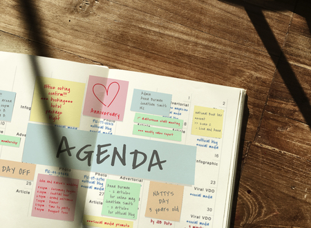 appointment book: Agenda Memo Note Post Appointment Meeting Reminder
