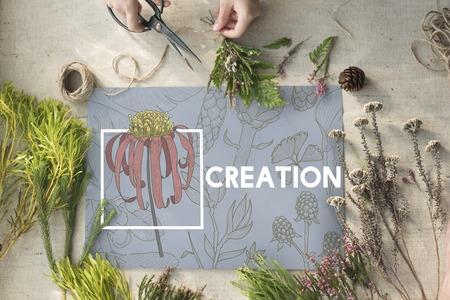디자인 창조 여가 취미 아이디어 객관