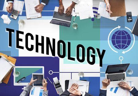 Technologie Evolutie Innovatie Internet Digitaal