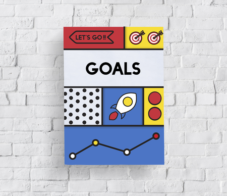 Goals Inspiration Mission Target Vision Word