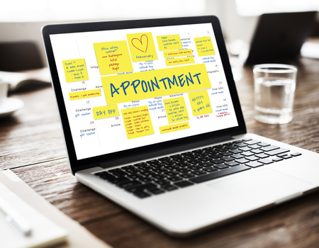appointment book: Memo Note Post Appointment Meeting Reminder