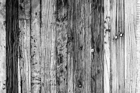 Wooden ancient table lumber closeup