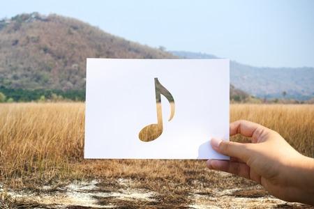 뮤직 음표의 음색