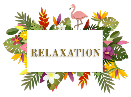 Fresh and beauriful flower for refreshing relaxation