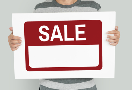 Sale Special Offer Buying Selling Discount Stock fotó