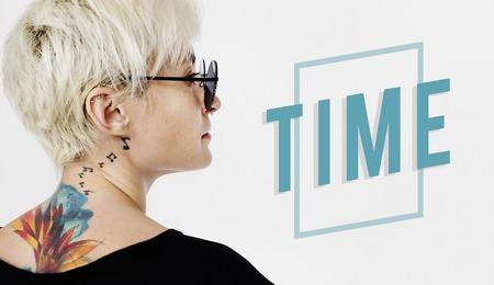 Clock Time Lifetime Eternity Icon