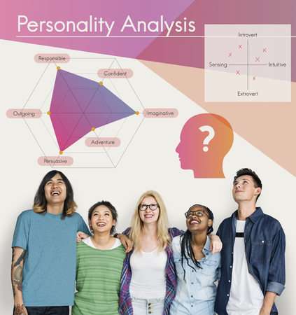 Personal Analysis Graph Infographic Table