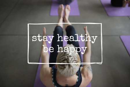 Sport healthy life wellness lifestyle workout 版權商用圖片