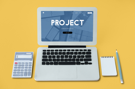 Project Collaboration Strategy Job Business Standard-Bild