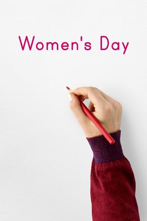 국제 여성의 평등 한 권리 그래픽 스톡 콘텐츠