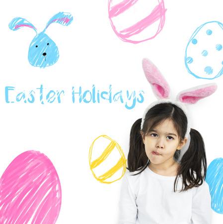 Easter Break Holiday Season Celebration