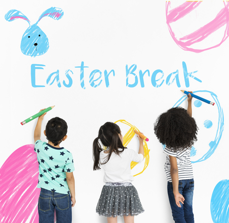 Easter Break Holiday Season Celebration