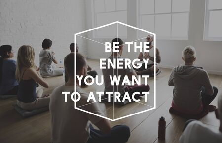 Be The Energy You Want To Attract Life Motivation Attitude Imagens