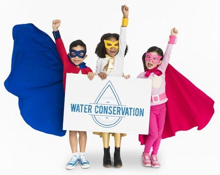 Global Water Conservation Day 22. März Standard-Bild - 81389867