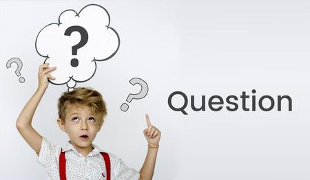 Punto interrogativo icona pensare di soluzione
