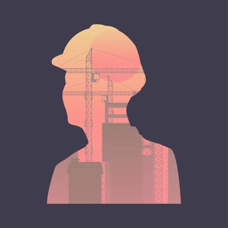 Human Mindset Thinking Aspiration Imagination Concept Illustration