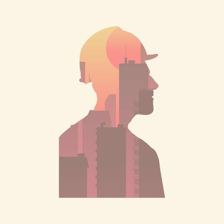 Human Mindset Denken Aspiration Imagination Concept