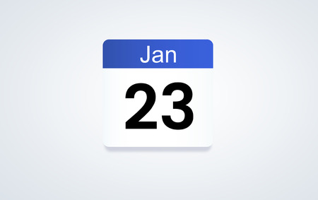 Calendar planner concept Reklamní fotografie