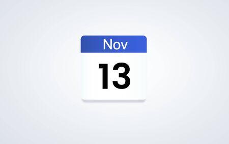 Illustration of calendar schedule personal organizer 版權商用圖片 - 81573034