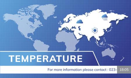 天気予報特別レポートの概念