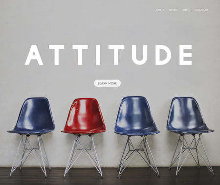 Simplicity Attitude Be Positive Word Stock Photo - 81816359