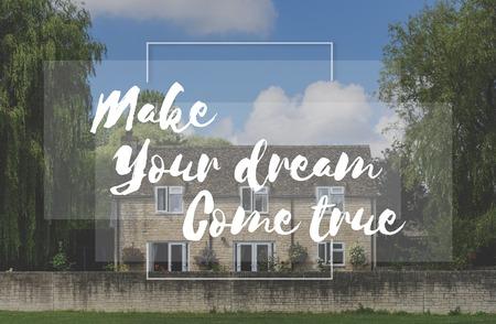 Make Your Dream Come True Action Inspiration