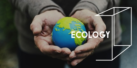 Ecology environment green save the world Imagens