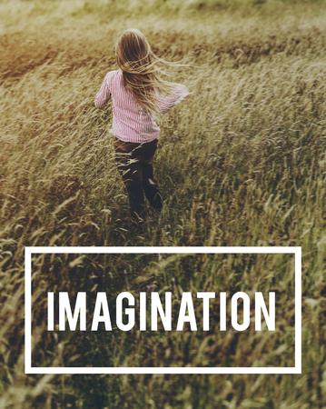 想像力のアイデア創造性ファンタジー ビジョン