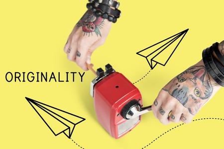 Originality Creativity Creative Thinking Concept