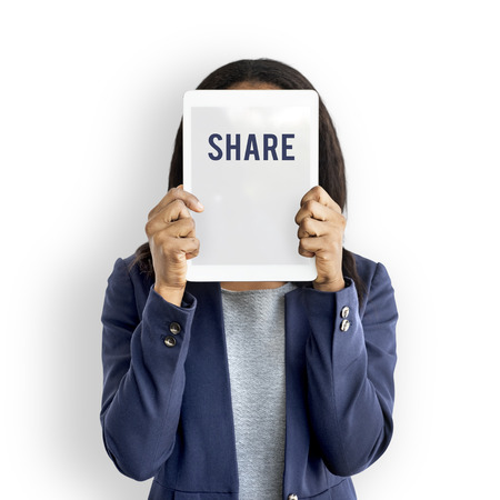 techie: Share Connection Communication Entertainment Icon Stock Photo