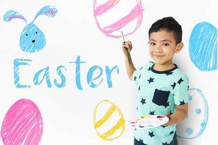 Easter Break Holiday Season Celebration Stock fotó - 81585524