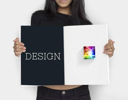 아트 디자인 크리 에이 티브 다채로운 그래픽