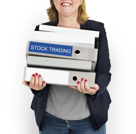 Stock Trading Finance Economy Money