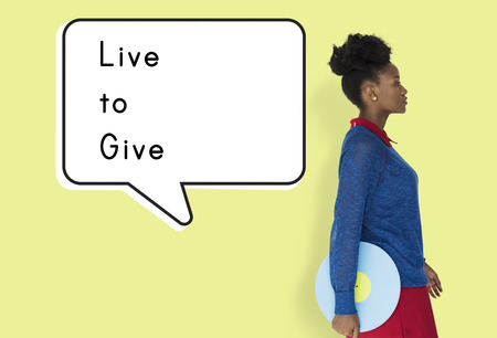 Live Give Helping Support Donate Charity
